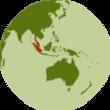 Utbredningsomr de vithandad gibbon thumb
