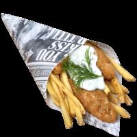 Fish n chips ho ger square