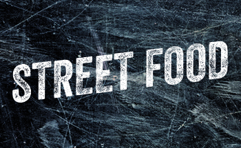 Street food logo desktop