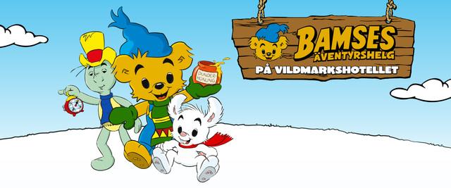 bamses värld spel